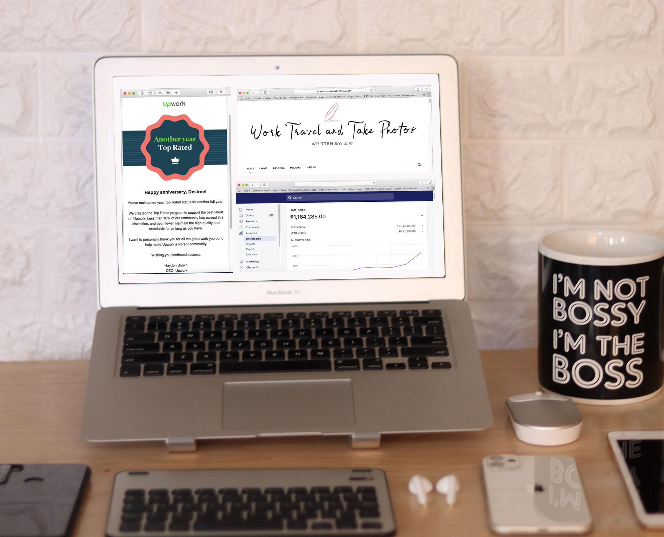 homebased job desk