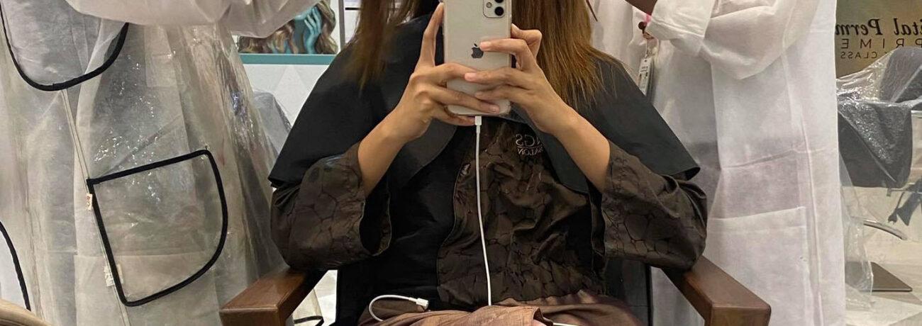 Bangs Prime Salon Mucota Hair Rebond